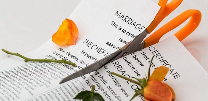 Trennung, Scheidung – Hilfe!